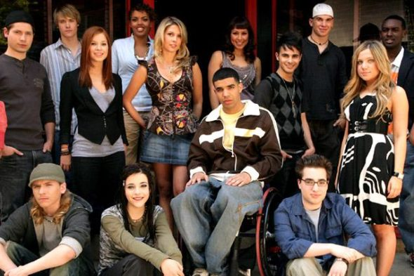 Degrassi: The Next Generation TV show on CTV: (canceled or renewed?)