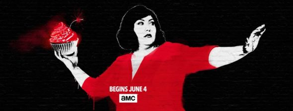 Dietland TV show on AMC: season 1 ratings (canceled renewed season 2?)