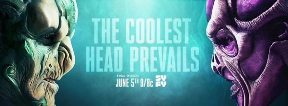 Face Off TV show on Syfy: canceled, no season 14; Face Off: Battle Royale Season 13 release date