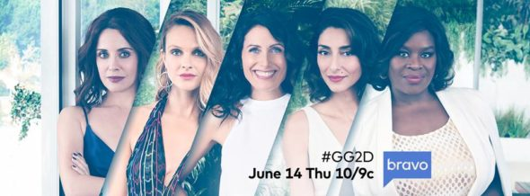 Girlfriends' Guide to Divorce TV show on Bravo: season 5 ratings (canceled renewed season 6?)