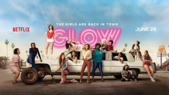 GLOW TV show on Netflix: season 2 viewer votes episode ratings (cancel or renew season 3?)