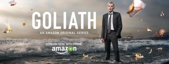 Goliath TV show on Amazon: canceled or renewed for another season?