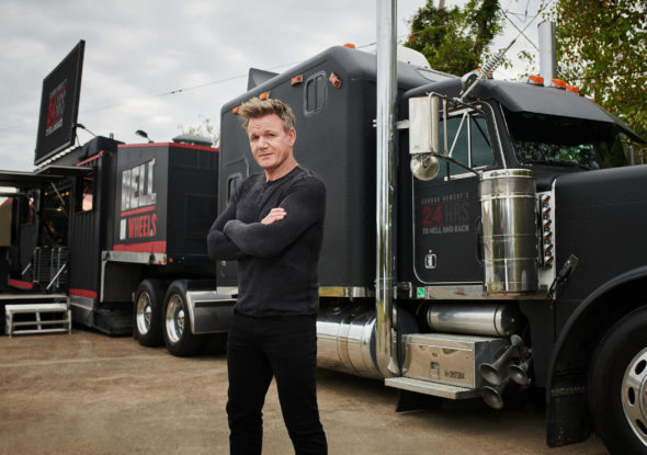 Gordon Ramsay's 24 Hours to Hell and Back TV show on FOX: canceled or renewed for another season?