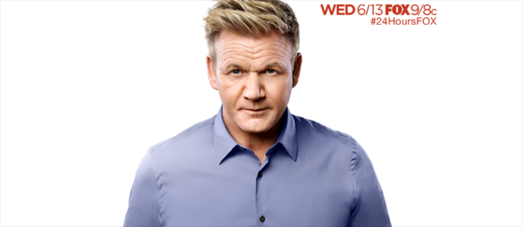 Gordon Ramsay's 24 Hours to Hell and Back TV show on FOX: season 1 ratings (canceled renewed season 2?)