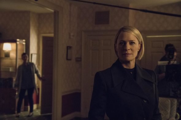 House of Cards TV show on Netflix: (canceled or renewed?)