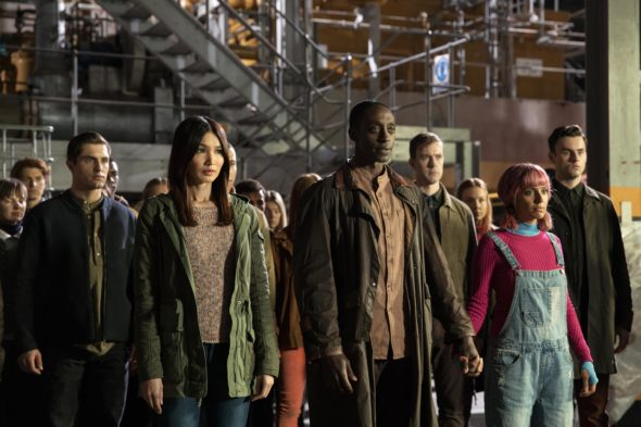 Humans TV show on AMC: season 3 viewer votes episode ratings (cancel renew season 4?)