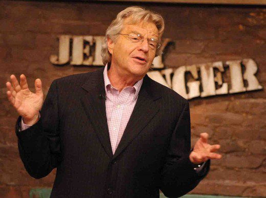 The Jerry Springer Show TV show: (canceled or renewed?)
