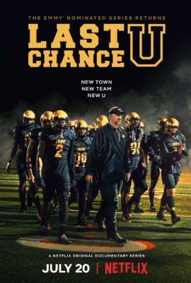 Last Chance U TV show on Netflix: (canceled or renewed?)
