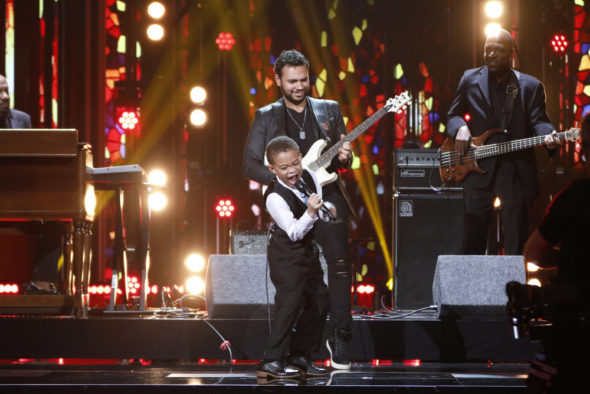 Little Big Shots TV Show on NBC: canceled or renewed?