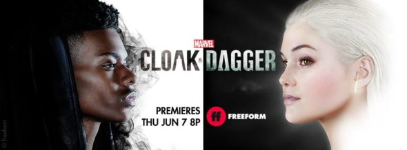 Marvel's Cloak & Dagger TV show on Freeform: season 1 ratings (canceled renewed season 2?)