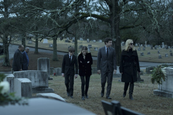 Ozark TV show on Netflix: (canceled or renewed?)