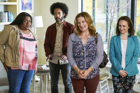 renewal reversed; People of Earth TV show on TBS: canceled, no season 3 (canceled or renewed?)