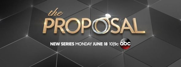 The Proposal TV show on ABC: season 1 ratings (canceled renewed season 2?)