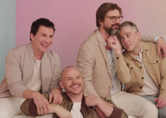 Queer as Folk TV show reunion