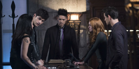 TV series 'Shadowhunters' will end after 3 seasons