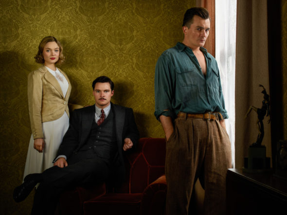 Strange Angel TV show on CBS All Access: season 1 (canceled or renewed?)
