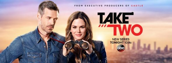 Take Two TV Show on ABC: season 1 ratings (canceled or renewed season 2?)