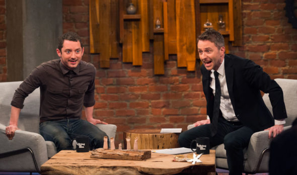 Talking with Chris Hardwick TV show on AMC: (canceled or renewed?)