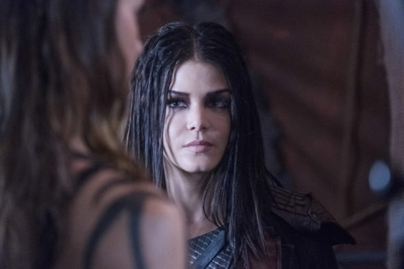 The 100 TV Show on CW: canceled or renewed?