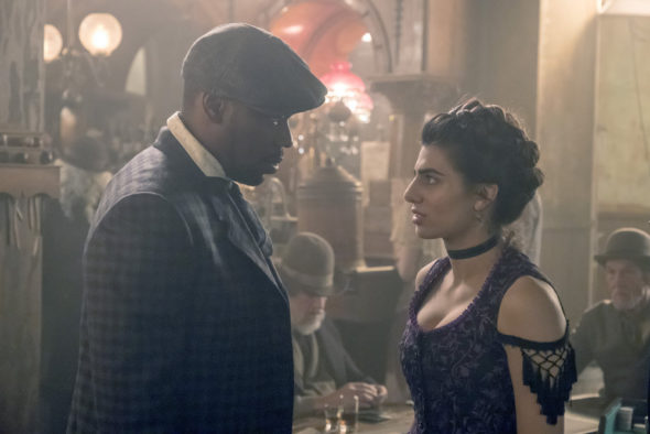 Timeless Canceled by NBC For a Second Time