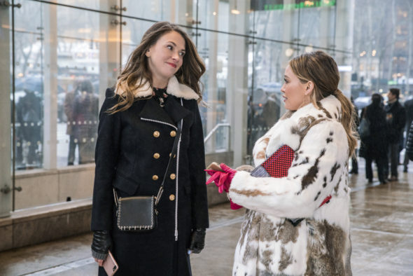 Younger TV show on TV Land: season 5 viewer votes episode ratings (cancel renew season 6?)