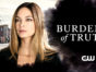 Burden of Truth TV show on The CW: season 1 ratings (canceled or renewed season 2?)