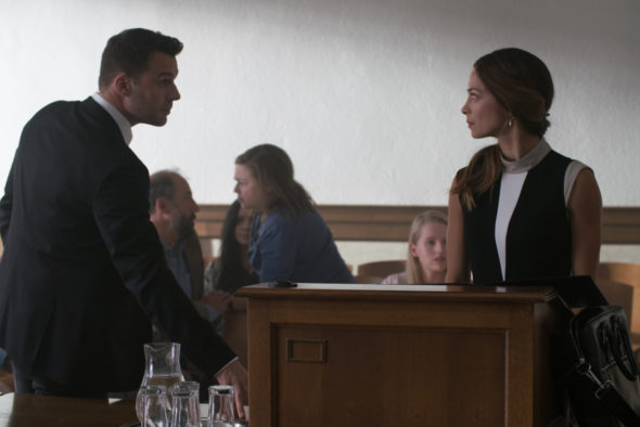 Burden of Truth TV Show on CW: canceled or renewed?