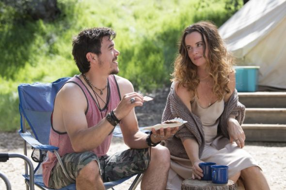 Camping TV show on HBO: (canceled or renewed?)