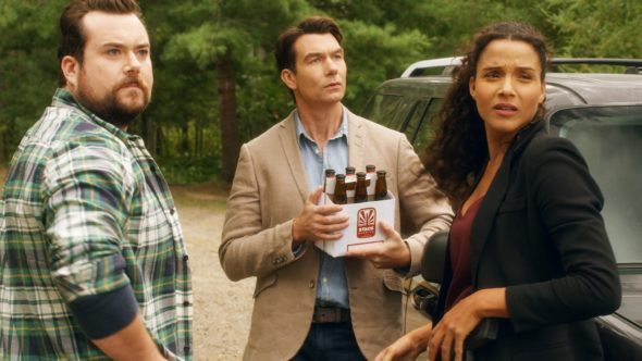 Carter TV show on WGN America: season 1 viewer votes episode ratings (cancel or renew season 2?)