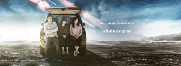 Casual TV show on Hulu: season 4 viewer votes (canceled, no season 5, ending)