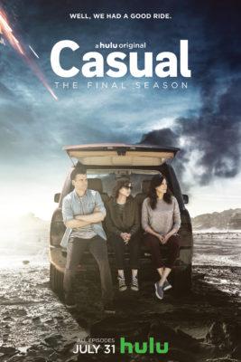 Casual TV show on Hulu: canceled or renewed?