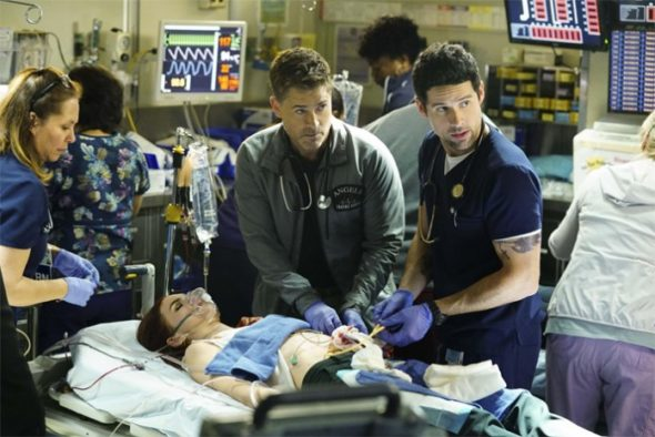 Code Black TV show on CBS: canceled, no season 4