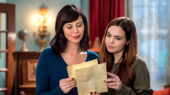 Good Witch TV show on Hallmark Channel: (canceled or renewed?)
