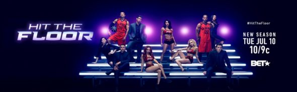 Hit the Floor TV show on BET: season 4 ratings (cancel or renew season 5?)