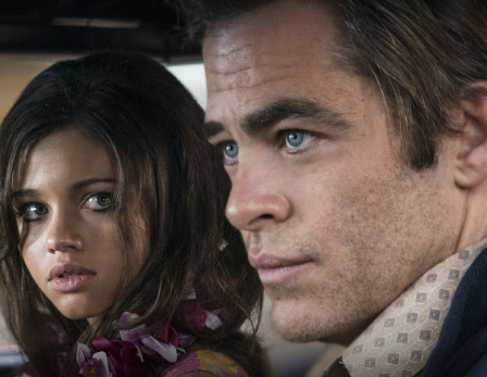 Chris Pine in Patty Jenkins' 'I Am the Night'