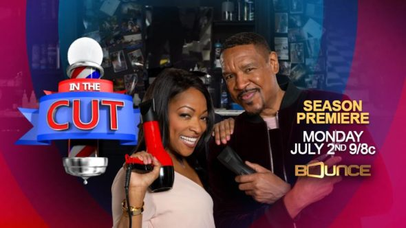 In the Cut TV show on Bounce: season 4 viewer votes (canceled renewed season 5?)