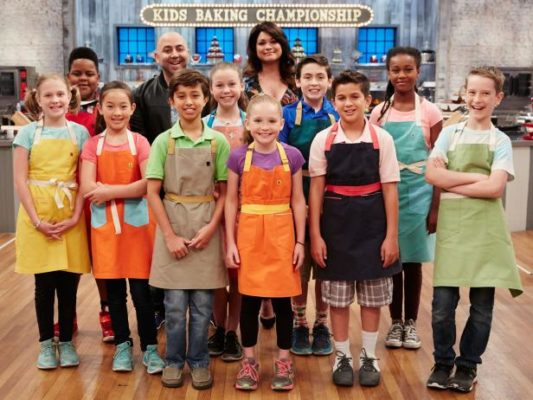 Kids Baking Championship TV show on Food Network: (canceled or renewed?)