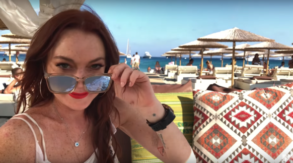 Lohan Beach Club TV show on MTV: (canceled or renewed?)