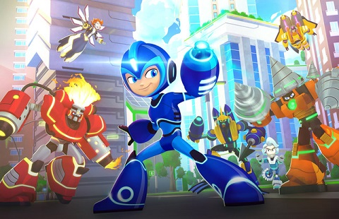 Mega Man: Fully Charged TV show on Cartoon Network: (canceled or renewed?)