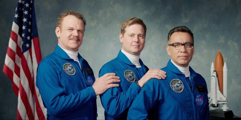 Moonbase 8 TV show: (canceled or renewed?)