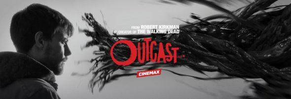 Outcast TV show on Cinemax: season 2 ratings (canceled or renewed season 3?)
