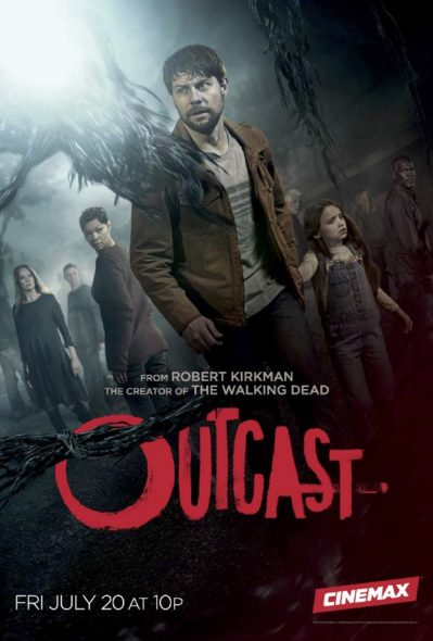 Outcast TV show on Cinemax: season 2 viewer votes episode ratings (cancel or renew season 3?)