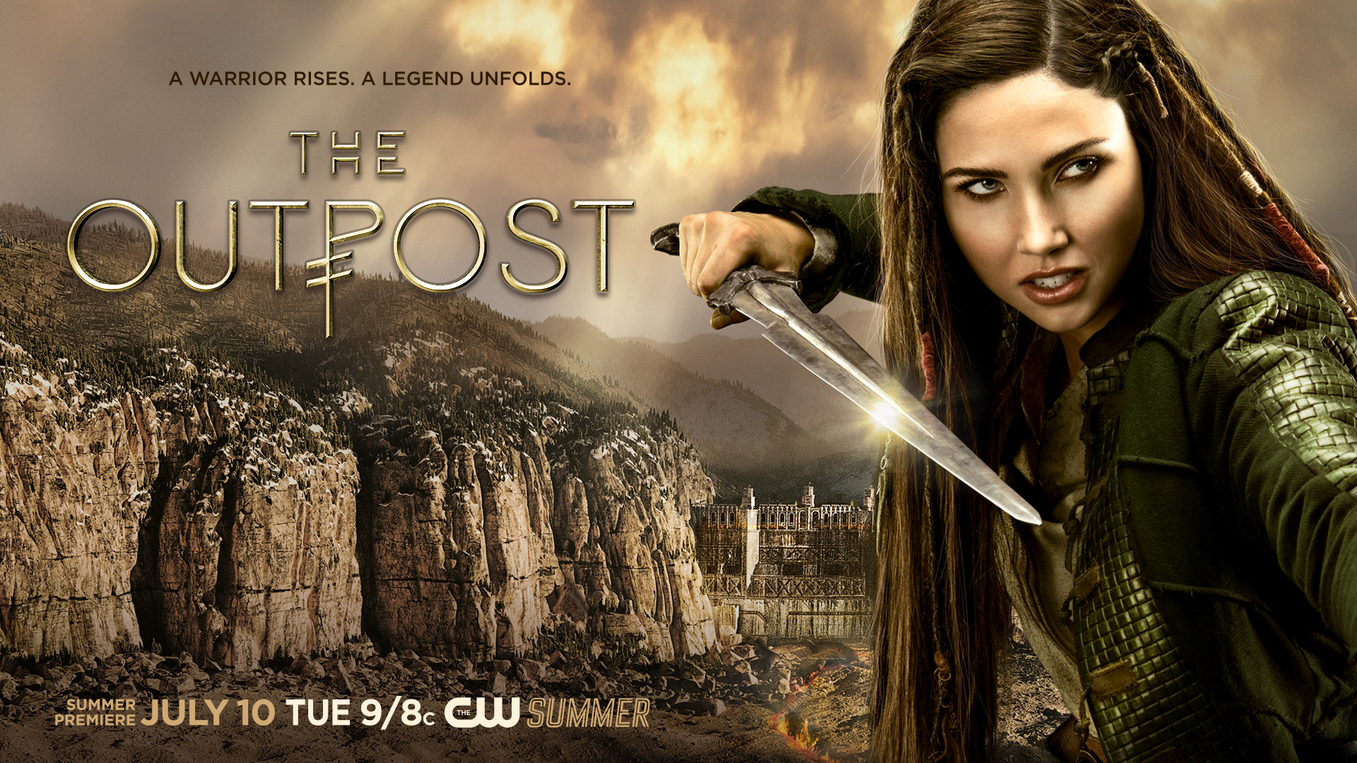 The Outpost Staffel 2