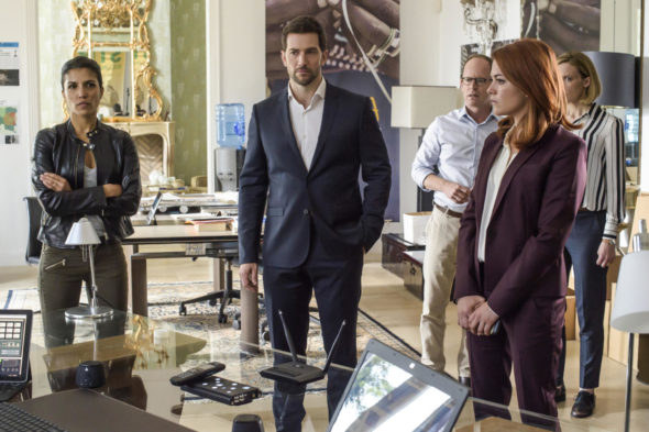 Ransom TV show on CBS: season three renewal