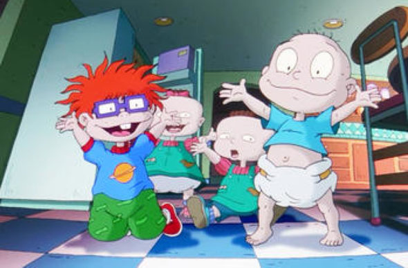 Rugrats are returning with new episodes and a film