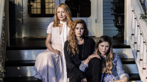 Sharp Objects TV show on HBO: canceled or renewed?