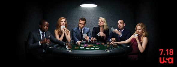 Suits TV show on USA Network: season 8 ratings (canceled or renewed season 9?)