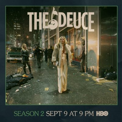 The Deuce TV show on HBO: (canceled or renewed?)