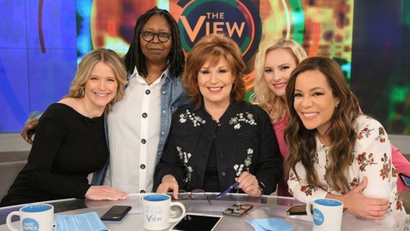 The View TV show on ABC: (canceled or renewed?)