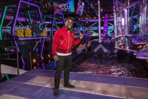 TKO: Total Knock Out TV Show on CBS: canceled or renewed for another season?